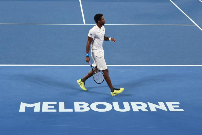 Tennis - Masters 1000 Indian Wells - Gaël Monfils sort Kevin Anderson !!