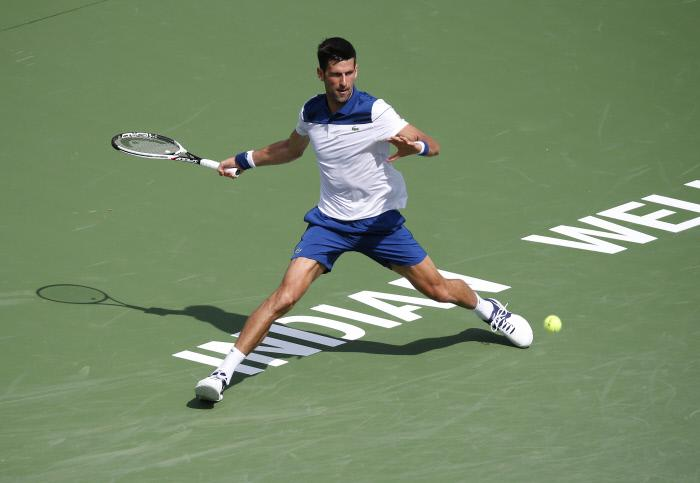 Pronostic Novak Djokovic Bernard Tomic