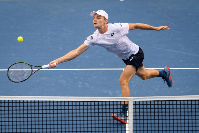 Pronostic Ugo Humbert David Goffin
