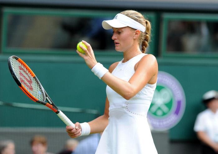 Tennis - JO Tokyo - Kristina Mladenovic sortie au premier tour !