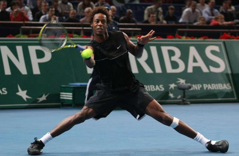 Tennis - ATP 250 Metz - Gaël Monfils en quarts de finale !