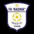 Logo Radnik Hadzici