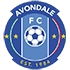 Logo Avondale FC