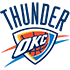 Logo Oklahoma City Thunder