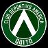 Logo CD America de Quito